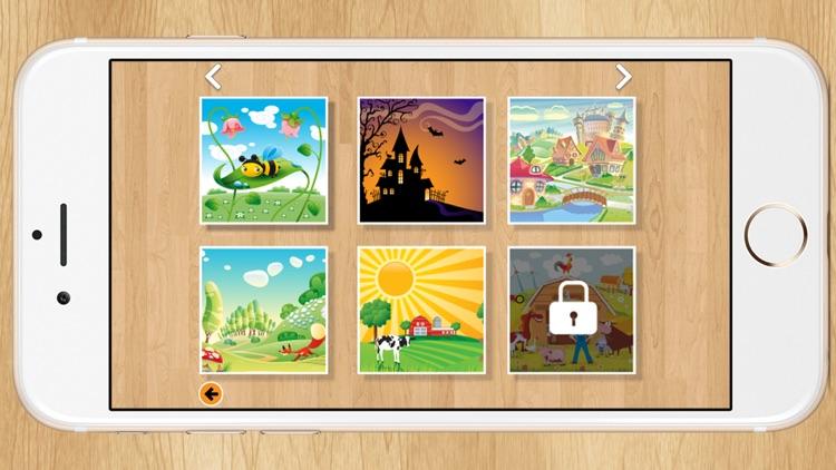 Kids Cartoon Puzzle Jigsaw