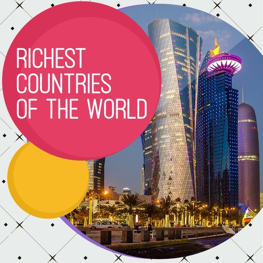 100 Richest Countries of The World