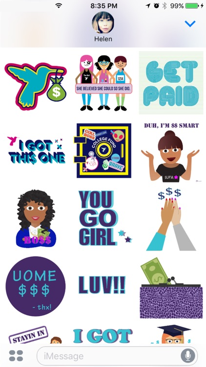 SKYmojis - Skylet Stickers screenshot-2