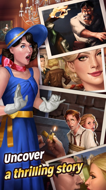 Pearl's Peril - Hidden Object Adventure for iPhone