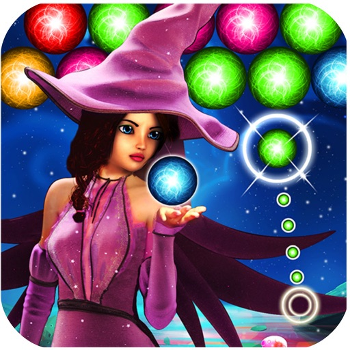 Witchy Monster Ball