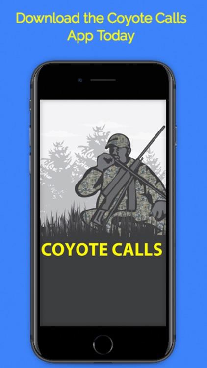 Coyote Calls & Sounds for Predator Hunting screenshot-3