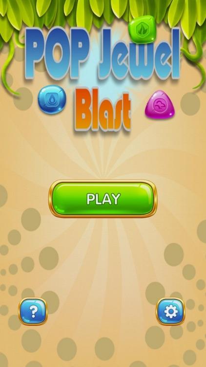 Pop Jewel Blast - Block Puzzle