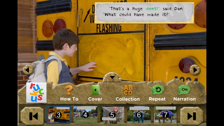 Dino Dan: Dino Dent screenshot-2