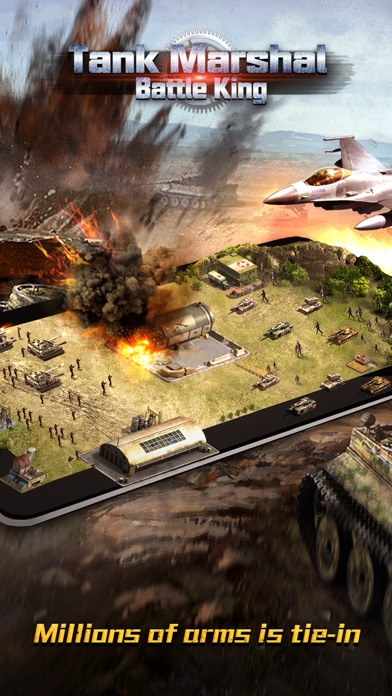 点击获取Tank Marshal: Battle King