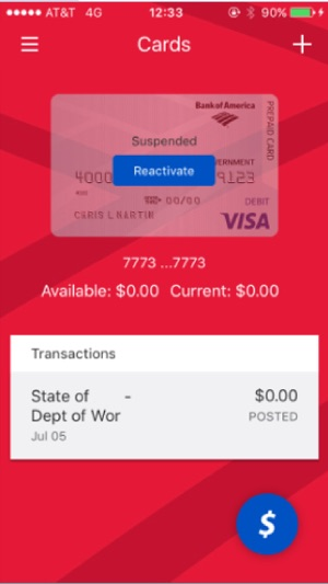 BofA Prepaid Mobile On The App Store - Best free invoice software for mac rocco online store