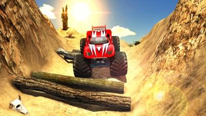 オフロードモンスタートラック砂漠サファリヒルドライブのおすすめ画像4