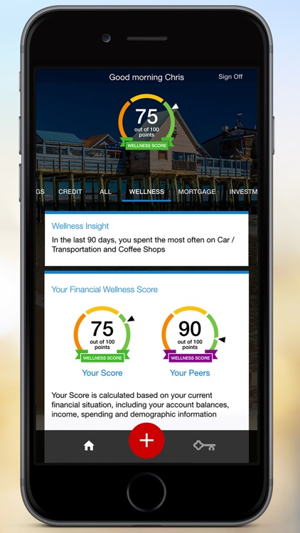 KeyBank Mobile screenshot-4