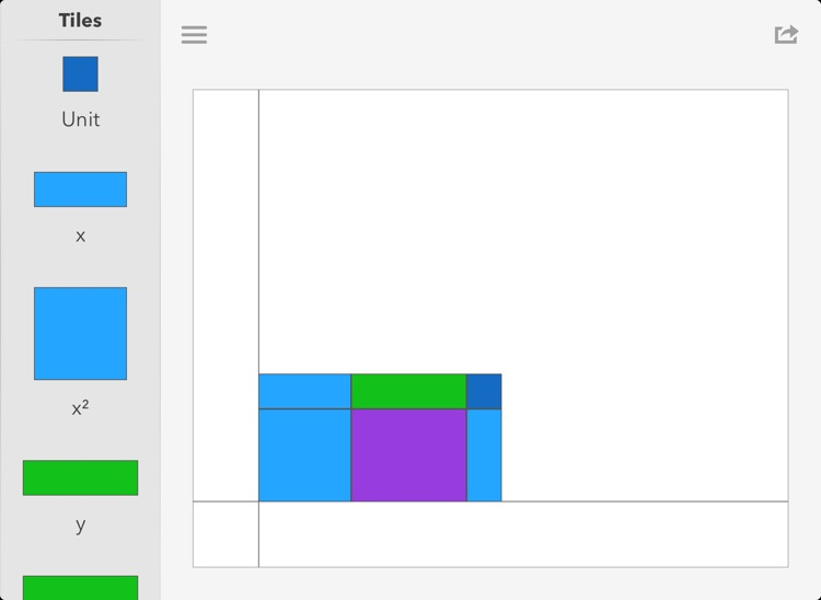 Algebra Tiles: Visualize Math