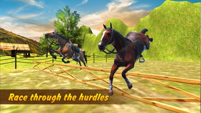 Jumping Horse Riding 3d Racing Show App Data & Review