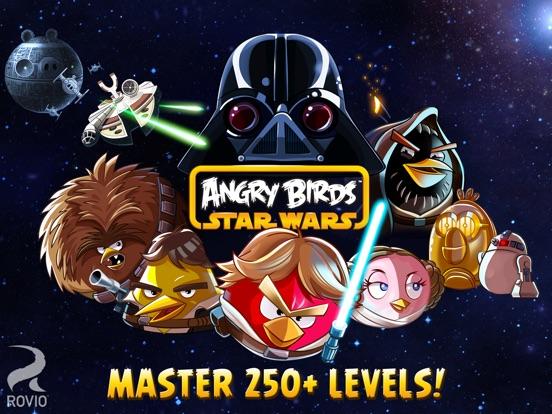 Angry Birds Star Wars HD Screenshots