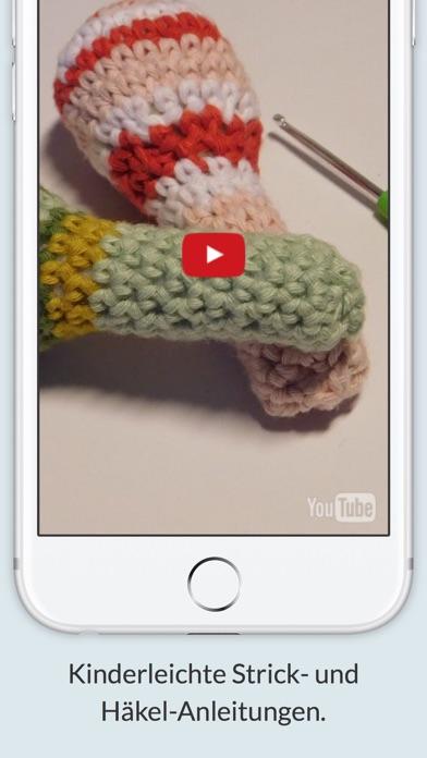 Maschenmarie - Stricken und Häkeln für AnfängerScreenshot von 2