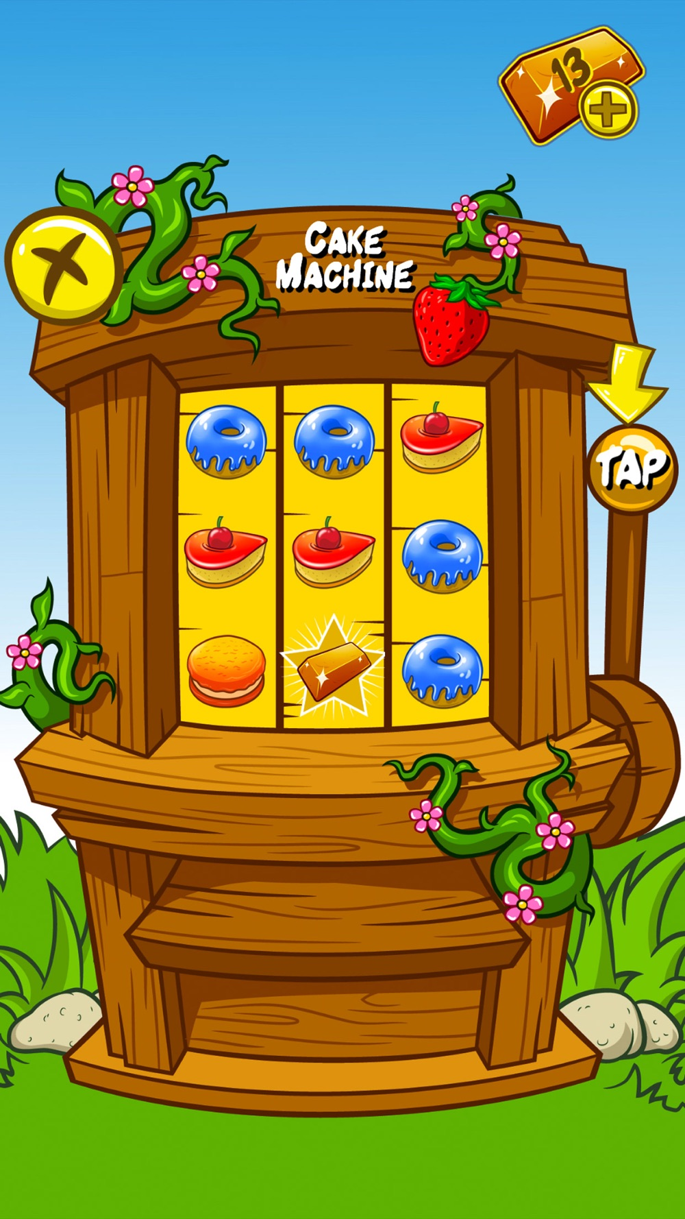 Take The Cake: Match 3 Puzzle hack tool