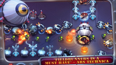 Fieldrunners Screenshot 3