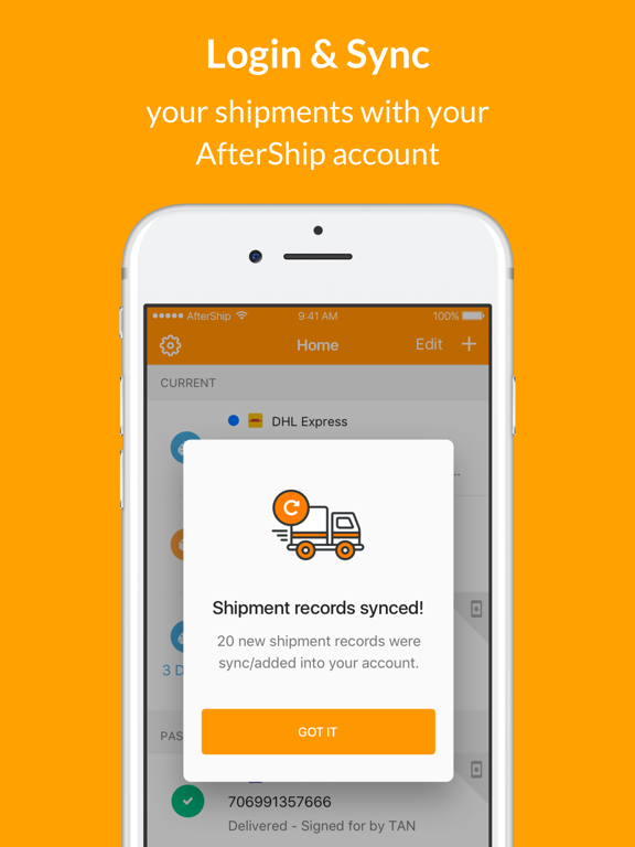 AfterShip Package Tracker   App Price Drops