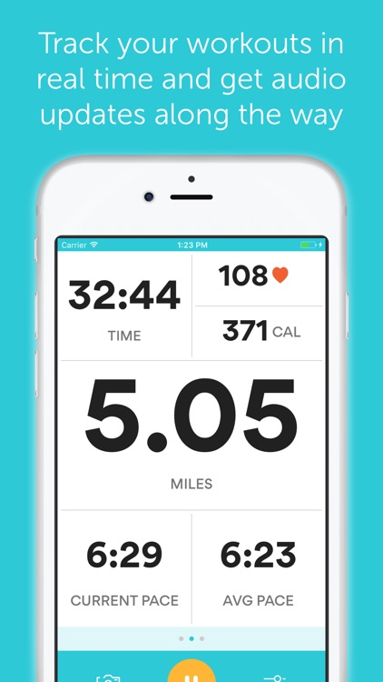 Runkeeper - Track Running with GPS app image