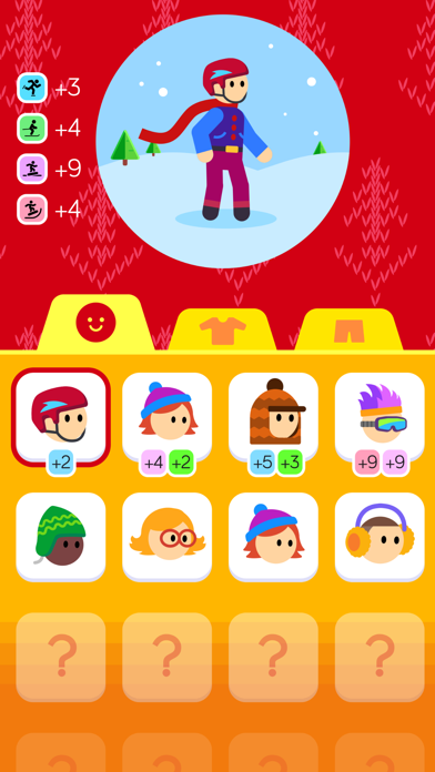 Ketchapp Winter Sports screenshot 4