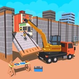 City Builder Wall Construction
