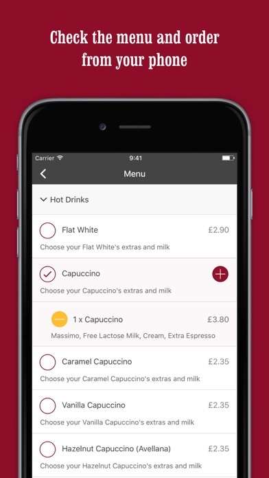 Costa Coffee - Quick Service screenshot three