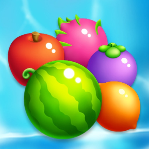 Juicy Fruit Match 3