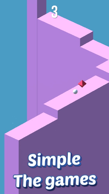 Jump Ball Quickly - Tap Precisely to Endless