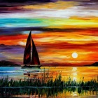 Oil Painting - Beautiful Landscape Wallpapers icon