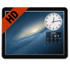 ライブ壁紙 HD+: 天気予報、スクリーンセーバー(screensaver)&時計