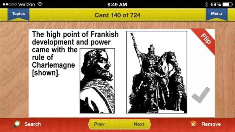AP US & World History Prep Flashcards Exambusters