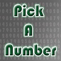 Pick A Random Number