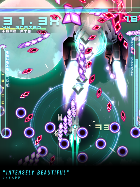 Screenshot #6 pour Danmaku Unlimited 2 - Bullet Hell Shmup