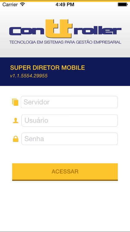 Super Diretor Mobile screenshot-1