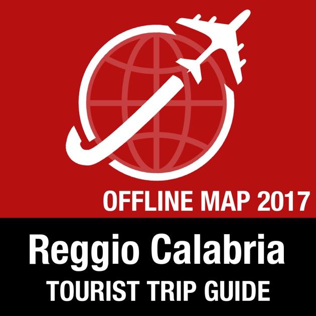 Reggio Calabria Tourist Guide Offline Map on the App Store
