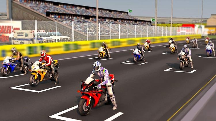VR World Bike Rcae - Real Racing Game Free Moto 3D screenshot-3