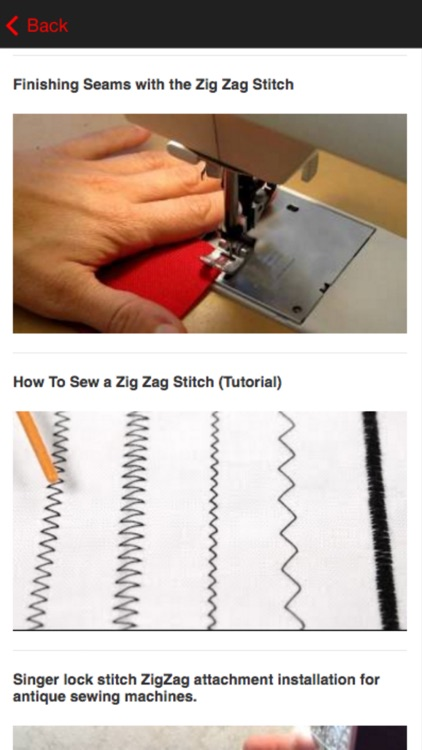 Sewing for Beginners - Learn How to Sew Easily screenshot-3