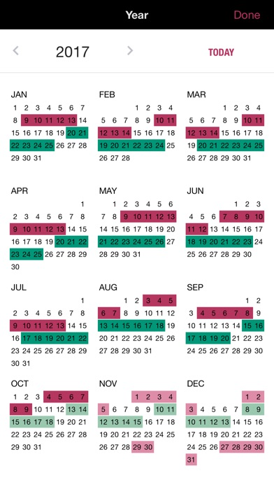 Life Period Tracker, Health, Calendar, Ovulation app image