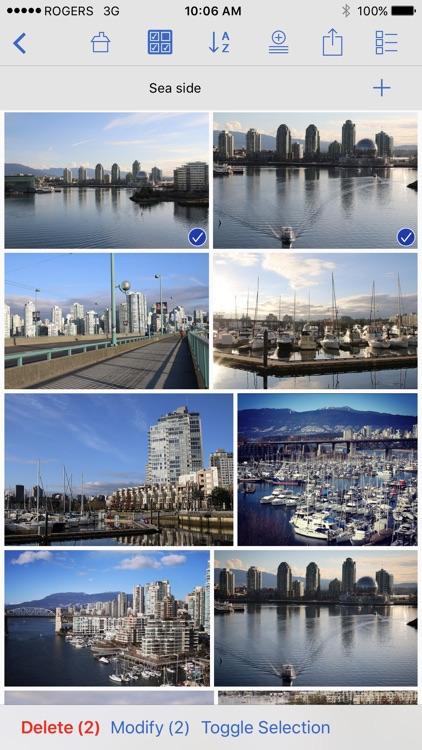 PhotoExplorer for Flickr and more screenshot-3