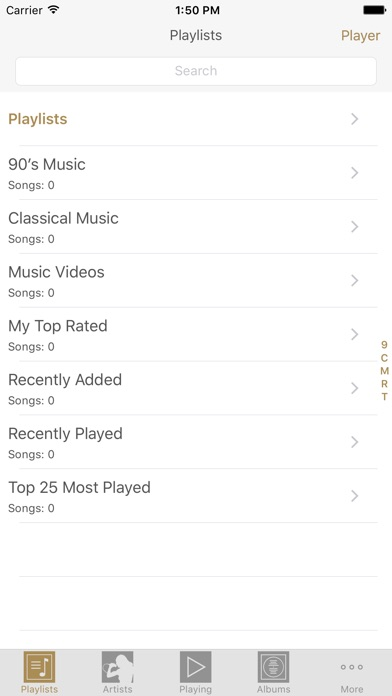 Screenshot #10 for Studio Music Player | 48 bands equalizer for pro's