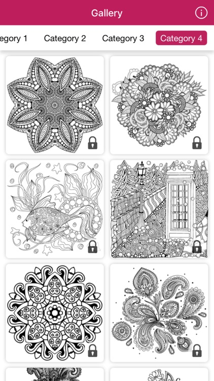 coloring book color therapy free adult for adults