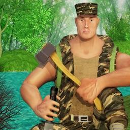Survival Island – US Army Commando Training