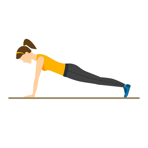 Fitness Plank - 2 minutes