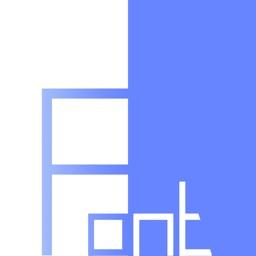 Fonts for designer