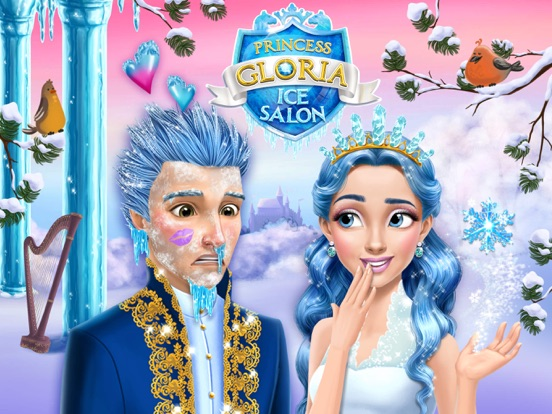 Princess Gloria Ice Salon - Full screenshot 6