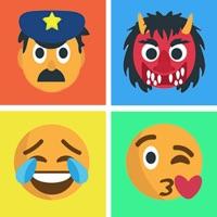 Codes for Guess the Emoji : Emoticon 100 Pics Quiz Games Hack