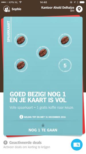 Ah Efteling Spaarkaarten.Ah To Go In De App Store