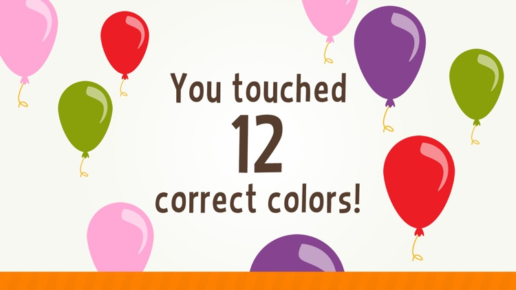 Toddler Learning Games Ask Me Color & Shape Games screenshot-3