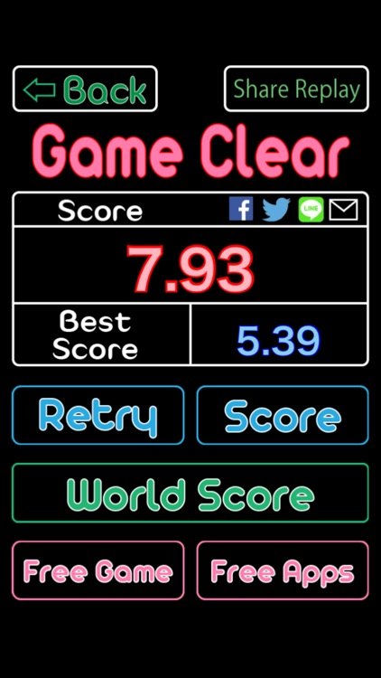 Learn input speed of calculator game - Tap Fast