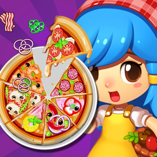 My Pizza Shop -  Girl Game cooking happy3 iOS App