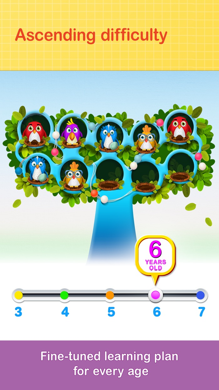 Kindergarten Math Games for kids (singapore math) Screenshot