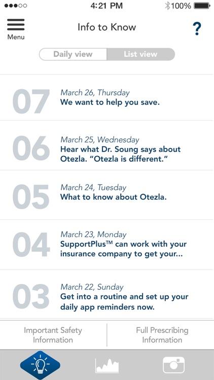 GOtezla - Helping you get started screenshot-3
