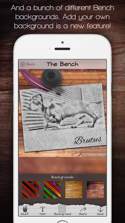 Sketch Bench - Mockup Scene Creator screenshot-3